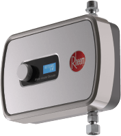 Transparent Picture of the Rheem Water Heater Booster Product