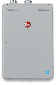 Product Picture of the Rheem High-Efficiency Tankless Water Heater