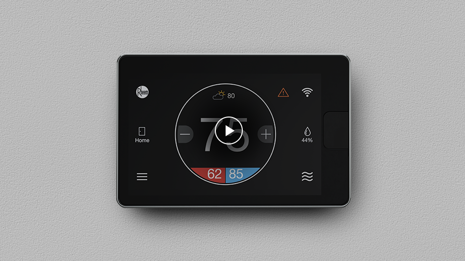 Introducing EcoNet Smart Thermostat