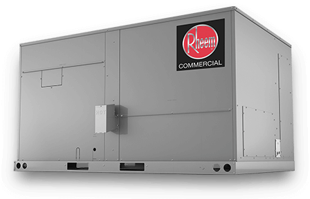 Rheem Commercial 7.5 - 12.5 Ton Renaissance Split System AC Product Photo