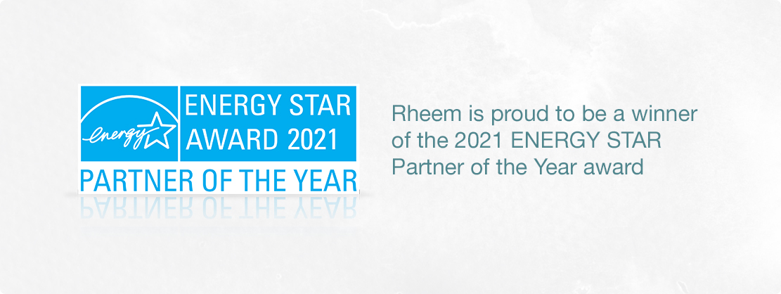 Energy Star Award 2021