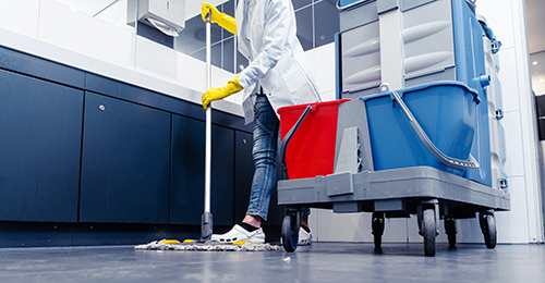 Eemax Janitorial Applications