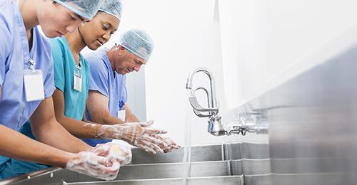 Surgical Handwashing