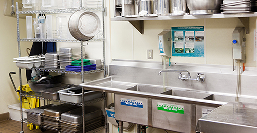 Commercial Kitchen Applications
