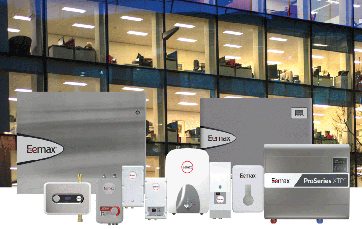 Eemax Tankless Electric Water Heaters