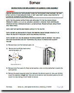 Heating Element Replacement Instructions