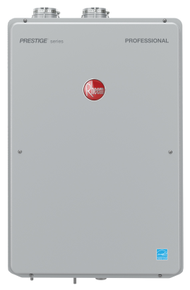 Professional Prestige Series: 9.5 GPM Indoor Tankless