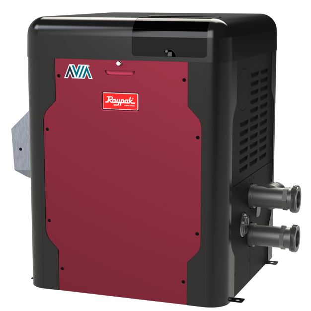 AVIA Pool and Spa Heater, 264-404