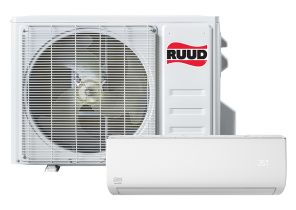 UC21V12HP3B Ruud Ductless Mini Split Single (Canada only) Zone Outdoor Heat Pump