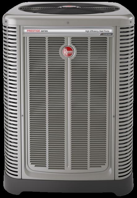 EcoNet™ Enabled Prestige® Series Variable Speed (RP20)