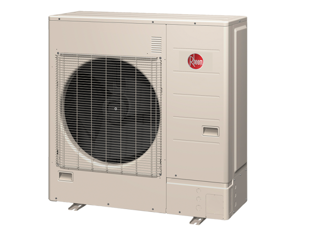 Classic Plus Series RP17**H Side-Discharge Heat Pump