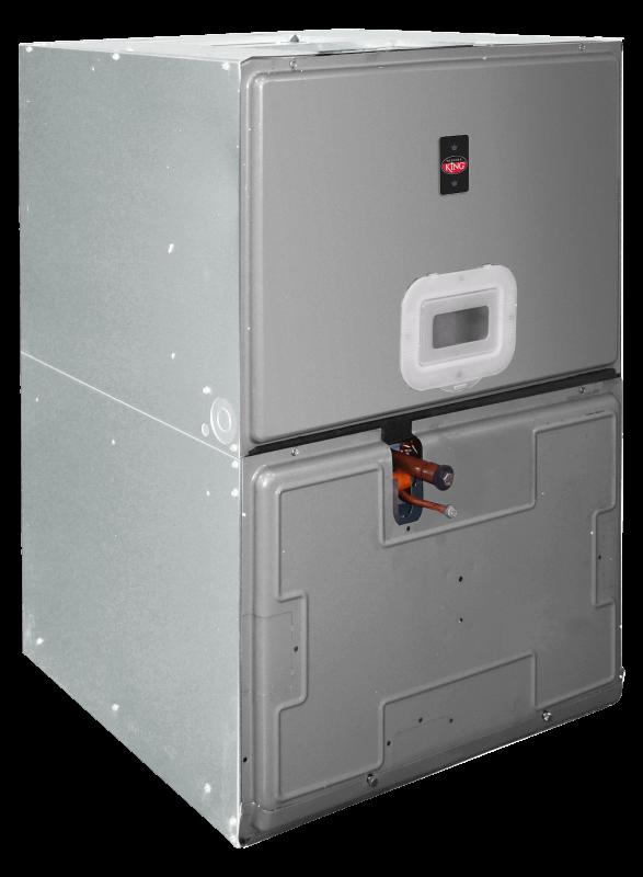 High Efficiency with ECM Motor (WBHP)