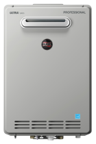 Professional Ultra Series: 8.4 GPM Outdoor Tankless