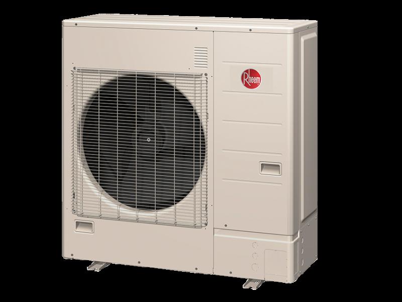 RP17**H Side-Discharge Heat Pump