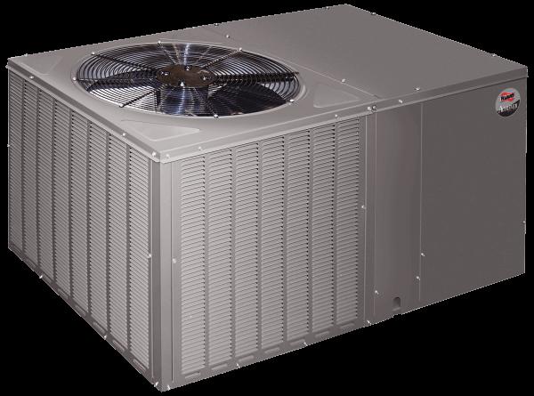 Package Dedicated Horizontal Heat Pump