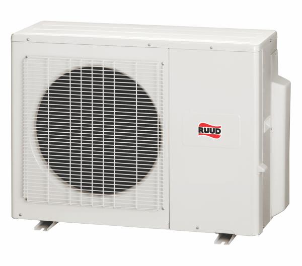 Ruud Mini Split Multi Zone Outdoor Unit Heat Pump UOMH**AFXZJ