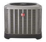 Heat Pumps for your Home - HVAC - Rheem Manufacturing Company on