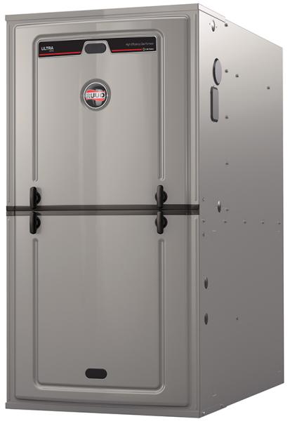 EcoNet™ Enabled Ultra® Series Modulation Upflow Gas Furnace (U97V)