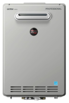 Professional Ultra Series: 9.5 GPM Outdoor Tankless