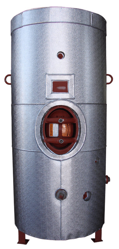 ASME DHW Custom Vertical & Horizontal Tanks, 115 - 2590 Gallon