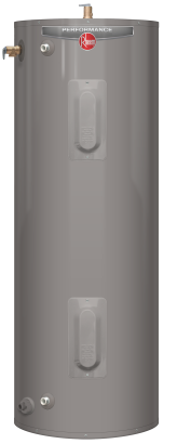 Rheem Residential Electric Water Heaters - Performance ... on natural gas space heater prices home, rheem high efficiency water heaters, peerless mobile home, hot water heater mobile home, rheem hot water heaters, small natural gas heater in home, rheem water heating units, rheem hot water tanks, rheem water heaters electric, rheem 30 gal water heater model modular home, electric heating for mobile home, gas water heater mobile home, gas hot water for mobile home, whirlpool water heater mobile home, home mobile home, 30 gallon electric water heater mobile home, heaters for home, 40 gallon electric water heater mobile home, on-demand water heater home, instant water heater mobile home,