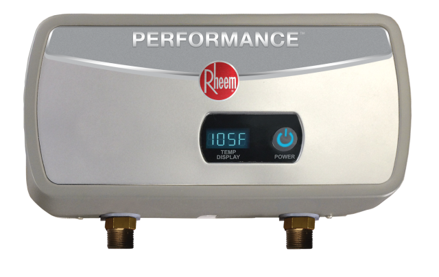 Performance Tankless Electric 3-6kw