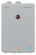 Professional Ultra Series: 9.5 GPM Indoor Tankless