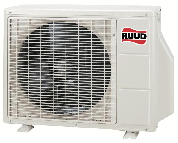 Ultra Series Ductless Mini-Split Single-Zone Outdoor Heat Pump UOSH**AHHJ
