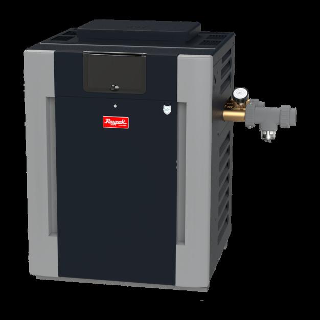 ASME Pool/Spa Heaters 206A-406A