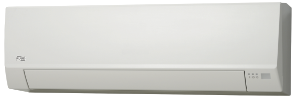 Achiever Series Ductless Mini-Split Single-Zone Indoor Wall Mount Air Handler UIWH09AVSA