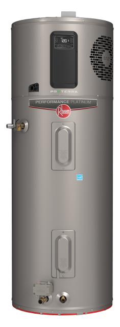 Performance Platinum Series: ProTerra Hybrid Electric Water Heater
