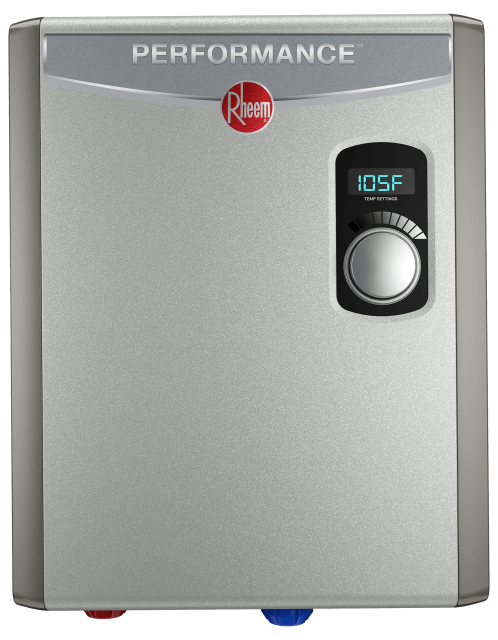 Performance Tankless Electric 18kw