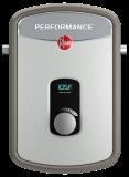rheem tankless electric water heaters - performance tankless