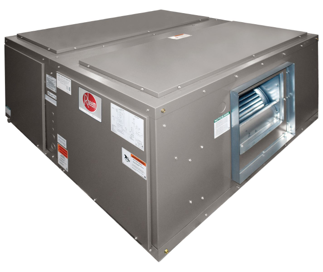 RHCLA Commercial Air Handler (Cooling Operation)