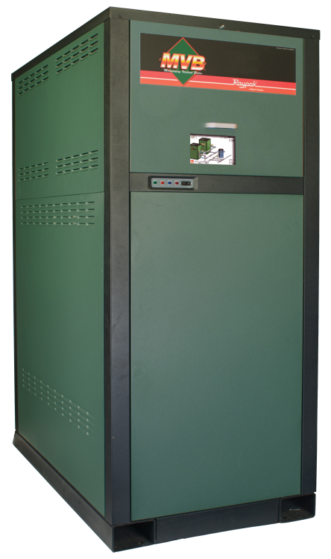 MVB Vertical Hydronic Boilers, 2503 - 4003