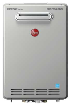 Professional Prestige Series: 9.5 GPM Outdoor Tankless