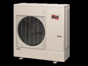 Achiever Plus Series RP17**H Side-Discharge Heat Pump