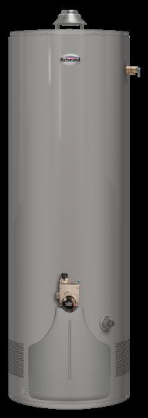 Richmond 6 Yr   9 Yr   12 Yr Atmospheric Gas Water Heaters: Ultra Low NOx Series