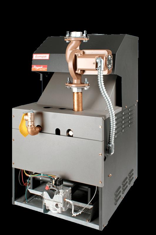 EconoPak® Water Heater, 0090 - 0195