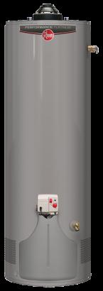 Rheem Residential Gas Water Heaters Performance Platinum