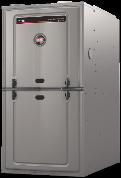 EcoNet™ Enabled Ultra® Series Variable Speed Upflow/Horizontal (U802V)