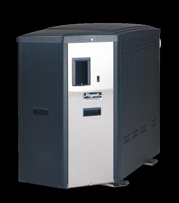 Digital Professional X94 Condensing Gas Pool Heater
