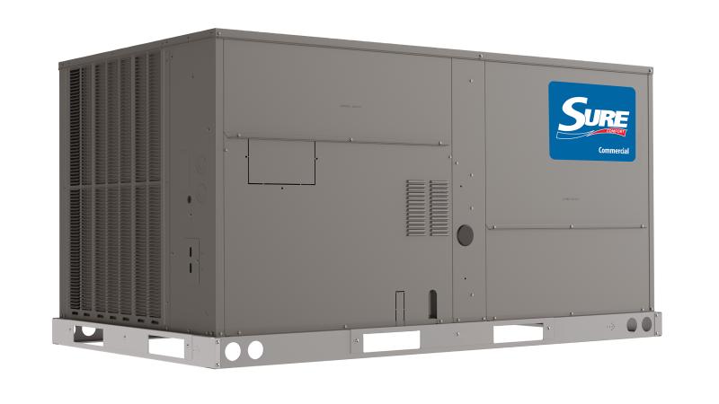 RHPCZR/RHPCZT Commercial Package Heat Pump (3-6 Ton)
