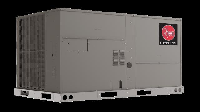 RHPCZR/RHPCZT Commercial Renaissance Line Package Heat Pump (3-6 Ton)