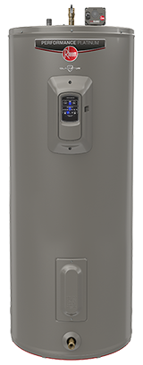 Electric Tank Water Heaters for your Home - Rheem Manufacturing Company