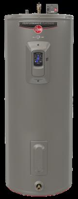 Rheem Residential Electric Water Heaters Performance