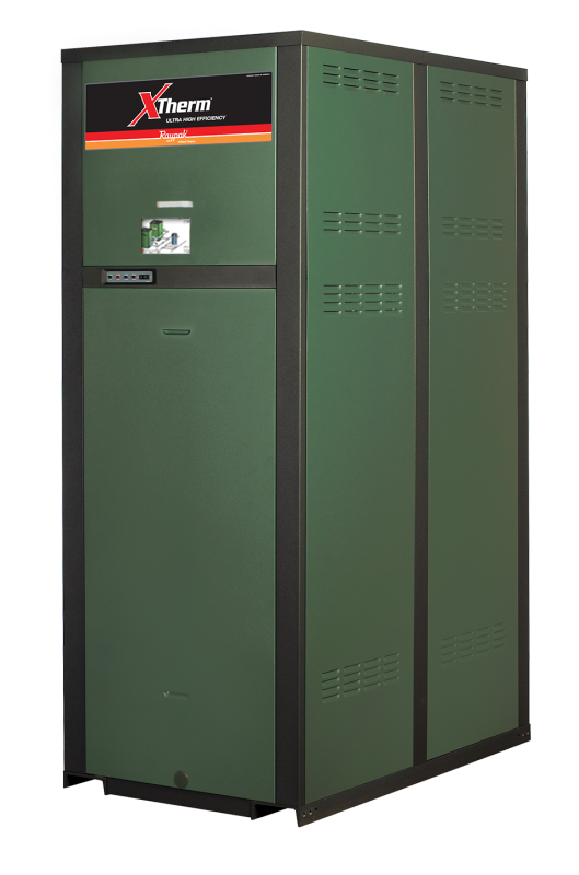 XTherm Condensing Boilers, 1005A-2005A