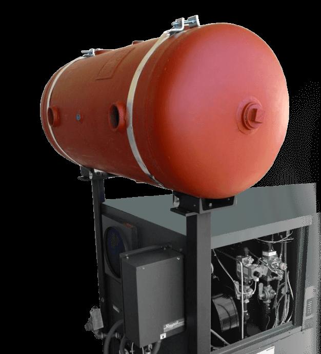 Hydronic ASME Buffer Tanks, 40 - 139 Gallon