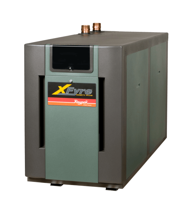 XFyre® Hydronic Boilers, 300A-850A Construction Date 2012-2019